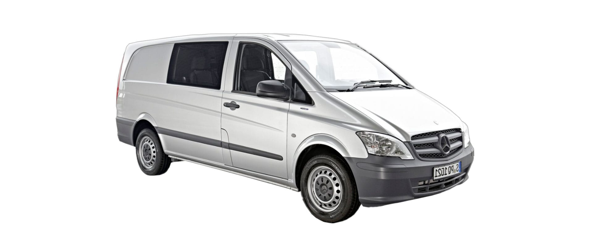 rent a Mercedes Vito